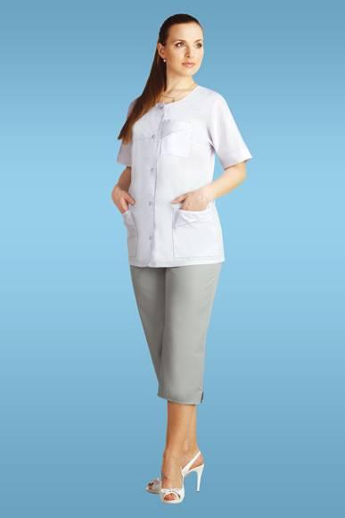 Купить медицинские халаты оптом