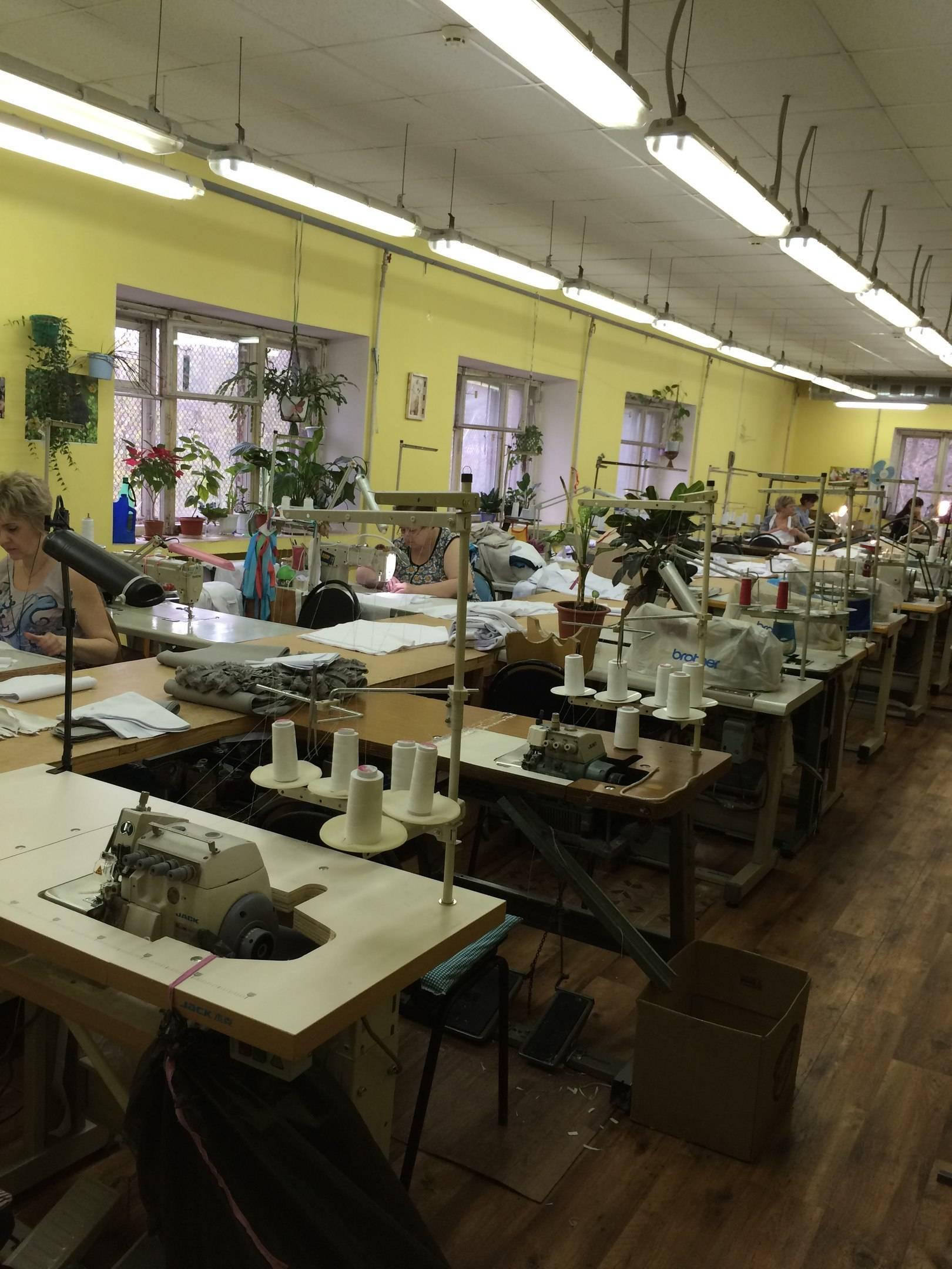 Ивановская фабрика текстиля